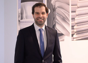 New gear technology manager Deniz Sari