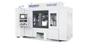 Gear shaving RASO600