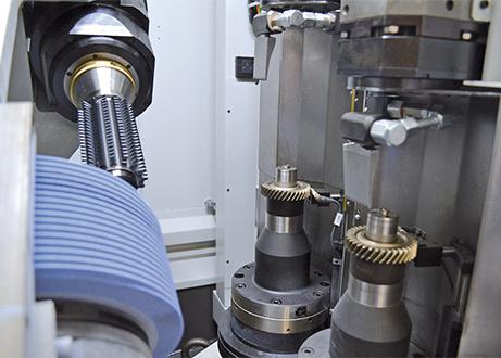 Gear dry grinding machine SG 160 SKYGRIND