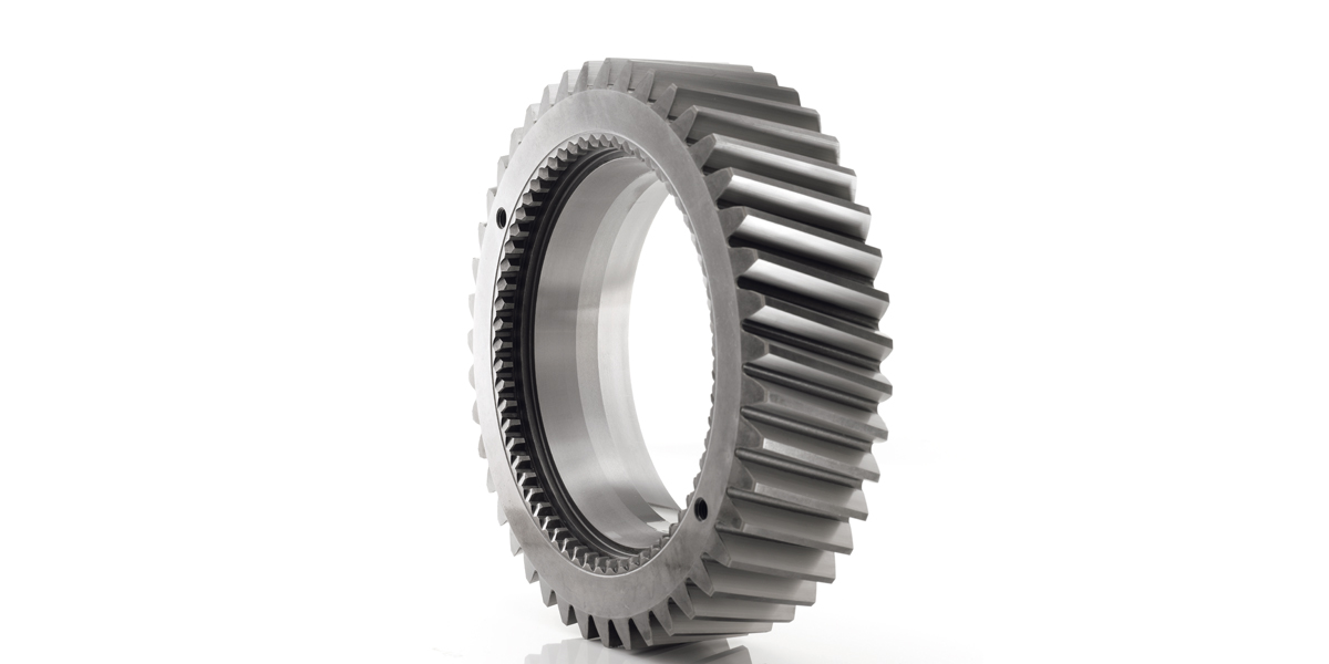 External spur and helical gear application