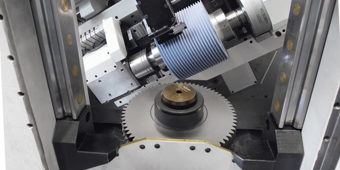 gear generation grinding g 250