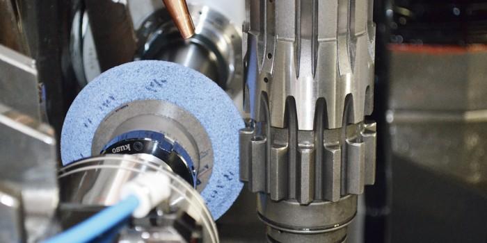 Samputensili gear generating grinding G 450