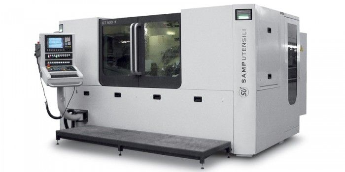 Gear profile grinding GT 500 H