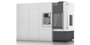 Gear generating grinding G250