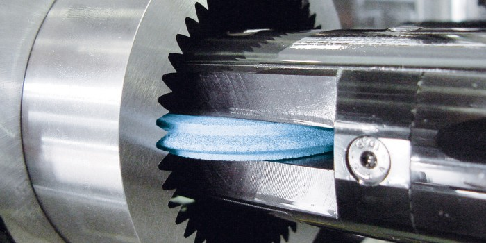 gear profile grinding G 500 H