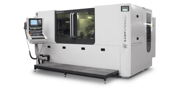 Gear profile grinding GR 500 H