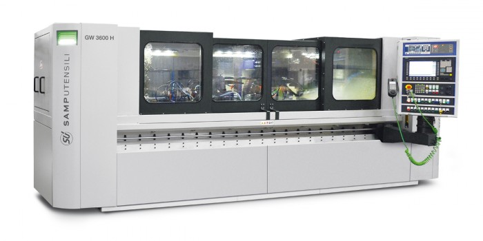 Profile grinding GW 3600 H