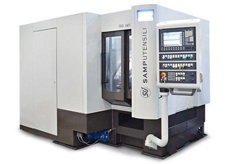 Gear dry grinding SG 160 SKYGRIND